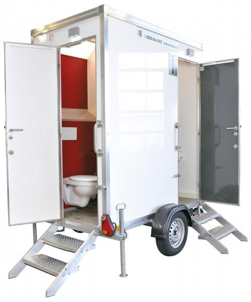 TOI® WC-Trailer VIP Duo