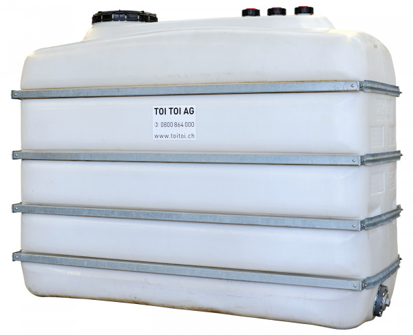 TOI® Abwassertank - 4.000l