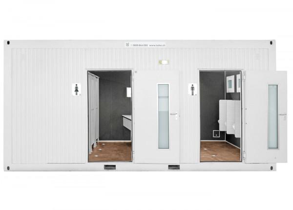 TOI® WC-Container Premium Line D/H
